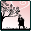 HD Romantic Couple Locker icon