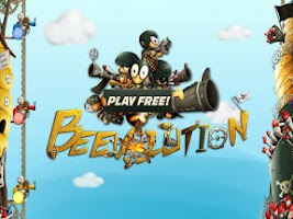 Screenshot of Beevolution: Bee Wars