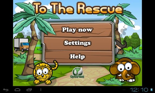 To The Rescue - screenshot thumbnail