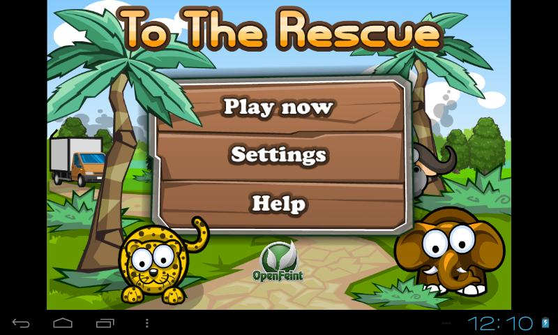 To The Rescue - screenshot