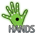 Handroid Widget logo