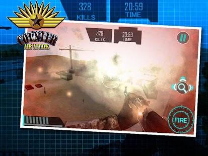 Gunship Counter Attack 3D