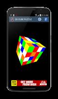 Screenshot of MAGIC CUBE