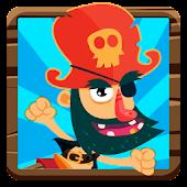Pirate Hop Saga: Coin Raider