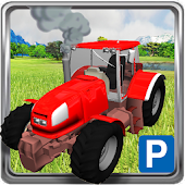 RC Tractor Parking Simulator