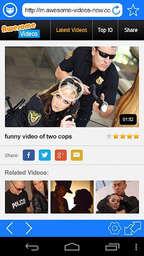 【免費媒體與影片App】BaDoink Video Downloader-APP點子