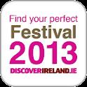 Discover Ireland Festivals logo