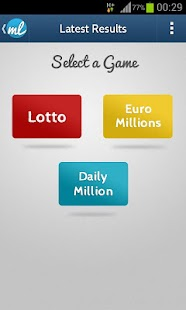 Irish Lotto (Lottery Results) - screenshot thumbnail