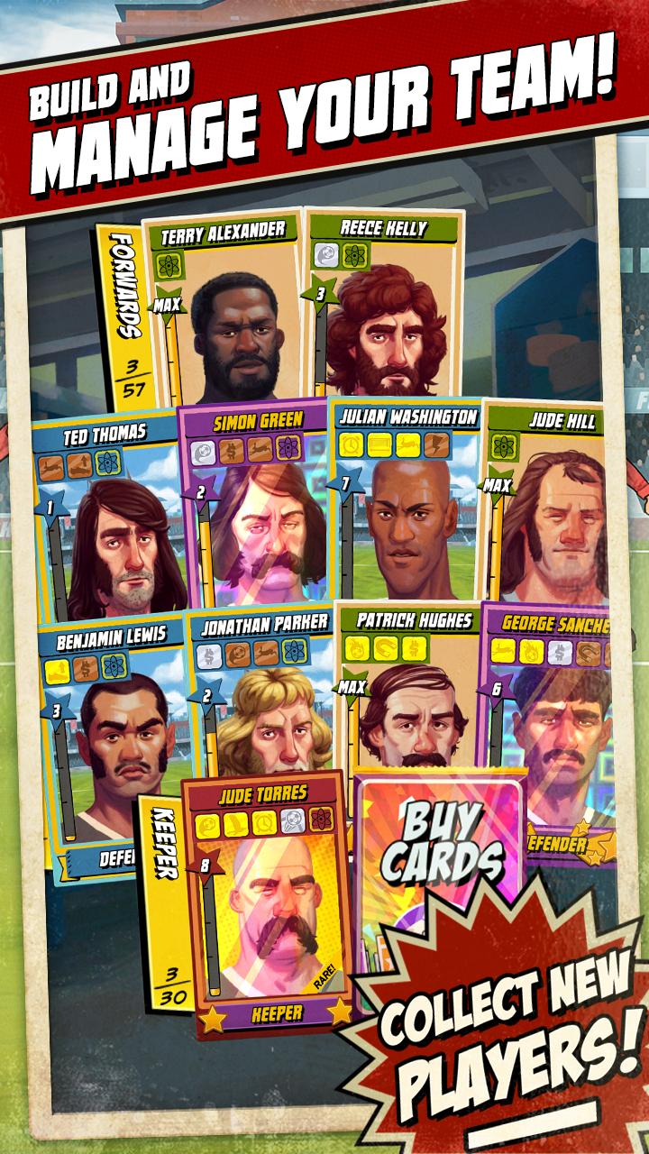 Flick Kick Football Legends screenshot #3