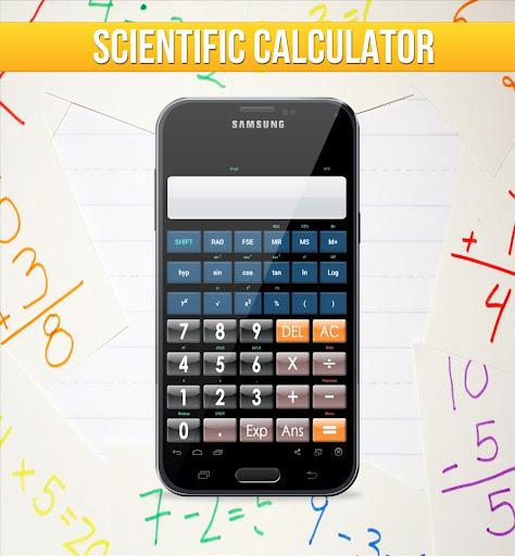 Scientific Calculator Math