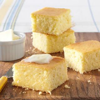 Buttery Corn Bread.