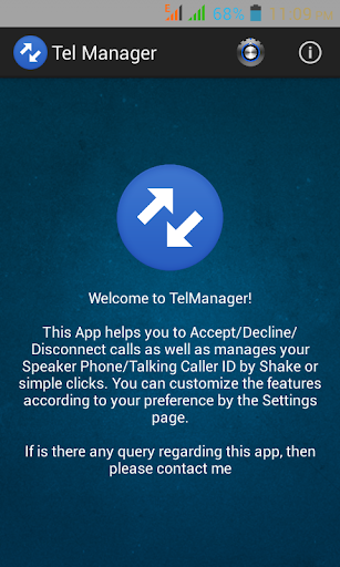 Tel Manager: Handle Your Calls