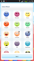 Screenshot of Moodlytics, Smart Mood Tracker