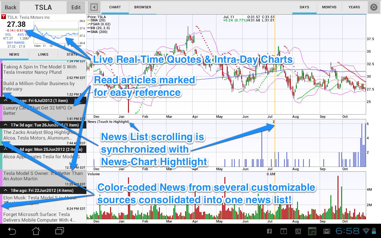 real time stock quotes - HD1280×800