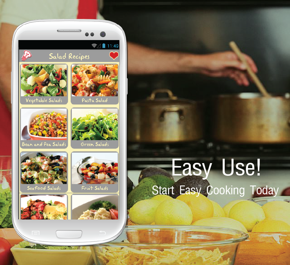 1000 mga recipe salad google play store revenue download phone forumfinder Gallery