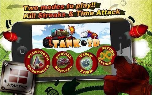 3D TANK GO- screenshot thumbnail