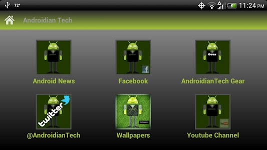 Androidian Tech screenshot 3