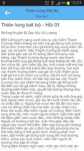 Truyen Kim Dung- screenshot thumbnail