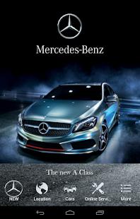 Mercedes Oman