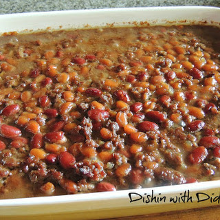 Twisted Baked Beans