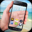 Transparent Phone Screen HD icon