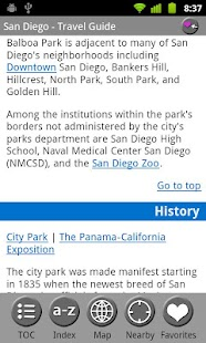 San Diego - FREE Travel Guide - screenshot thumbnail