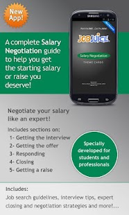 Salary Negotiation Jobjuice- screenshot thumbnail