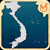 VIETNAM MAP PUZZLE