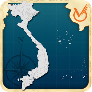 VIETNAM MAP PUZZLE for PC and MAC