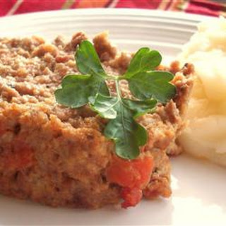 Italian Style Meatloaf I.