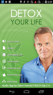 Detox Your Life Hypnosis & Meditation to Destress- screenshot thumbnail