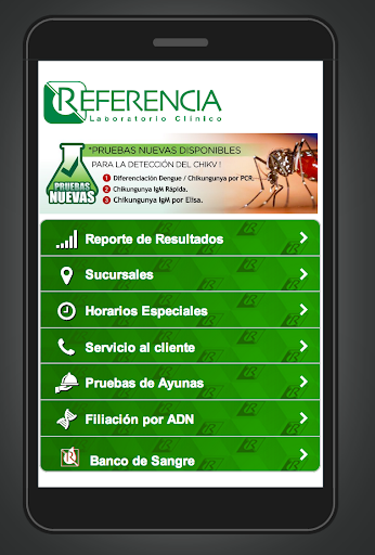 Referencia Laboratorio Clinico