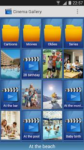 Cinema Gallery - screenshot thumbnail