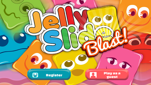 Jelly Slide Blast