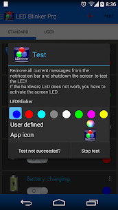 LED Blinker Notifications Pro APK 2