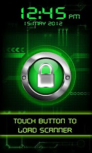 FingerPrint Phone Security - screenshot thumbnail