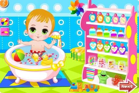 Happy-Baby-Bathing-Games 3