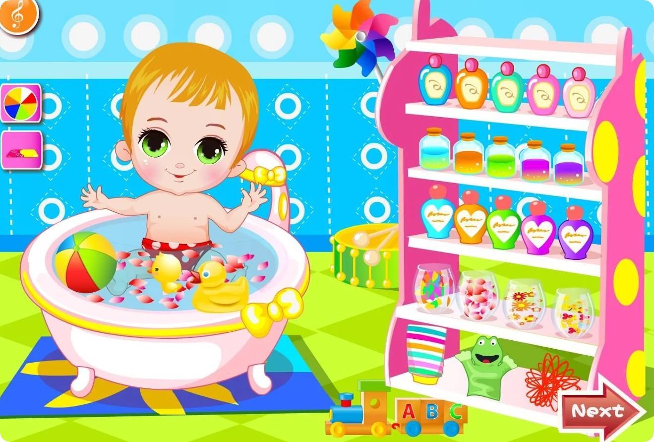 Happy-Baby-Bathing-Games 9