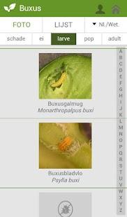 PCS Ziekten en Plagen - screenshot thumbnail