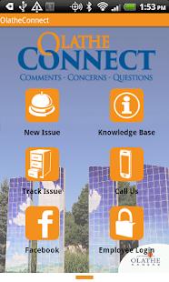 OlatheConnect - screenshot thumbnail