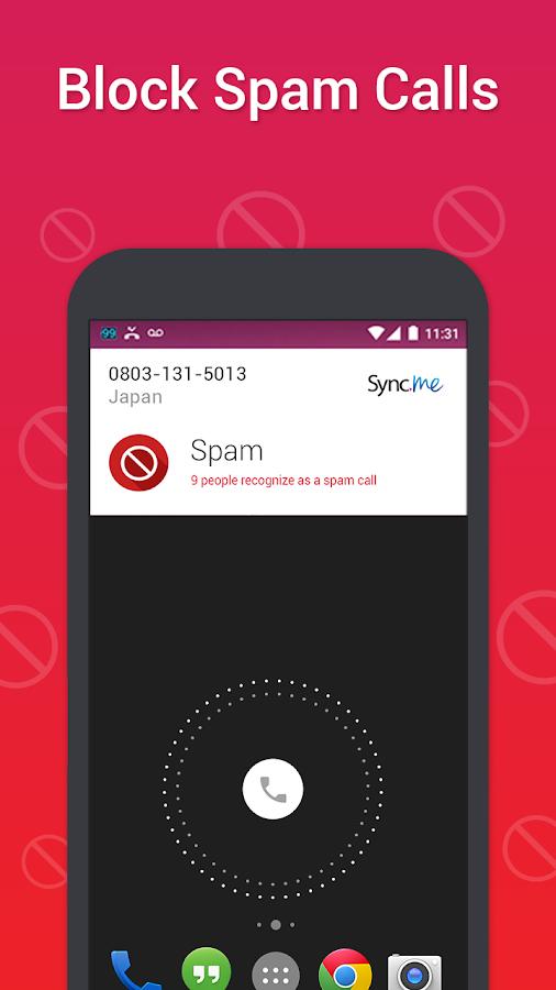Sync.ME - Caller ID & Block - screenshot