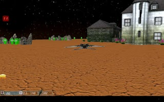 Screenshot of Fly Challenge