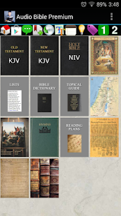 Audio Bible Premium - screenshot thumbnail