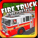 Fire Truck Race & Rescue Kids