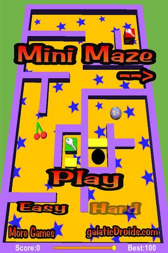 Mini Maze