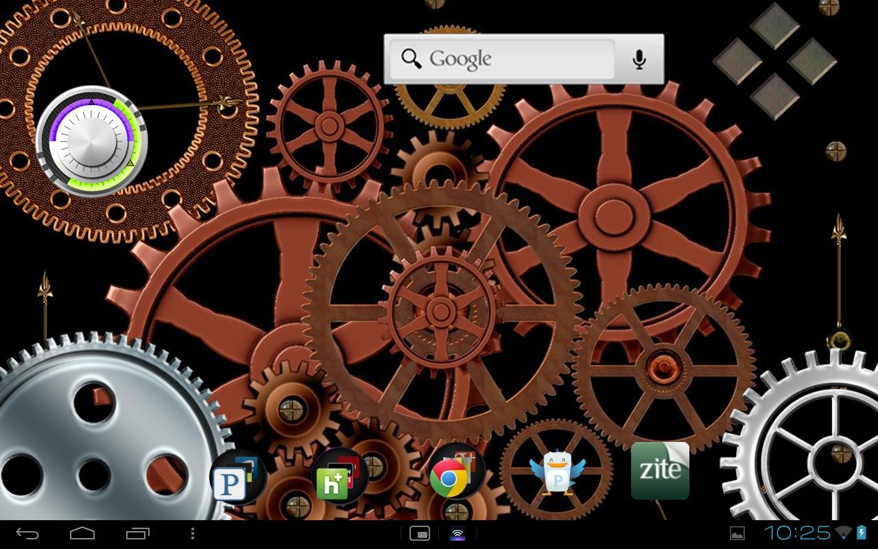 Gears Live Wallpaper Google Play の Android アプリ