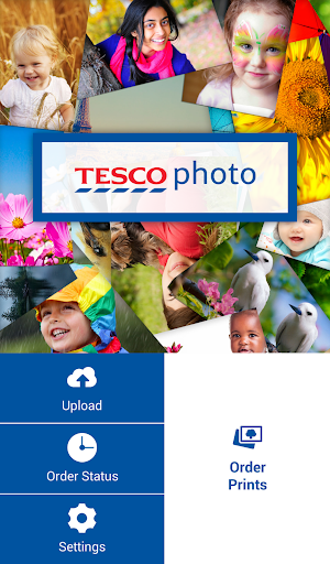 Tesco Photo Prints UK