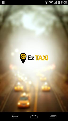 EZ Taxi Passenger