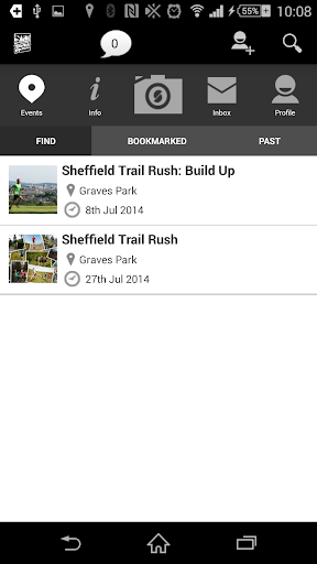 Sheffield Trail Rush