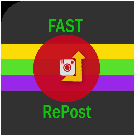 Fast Repost For Instagram LOGO-APP點子